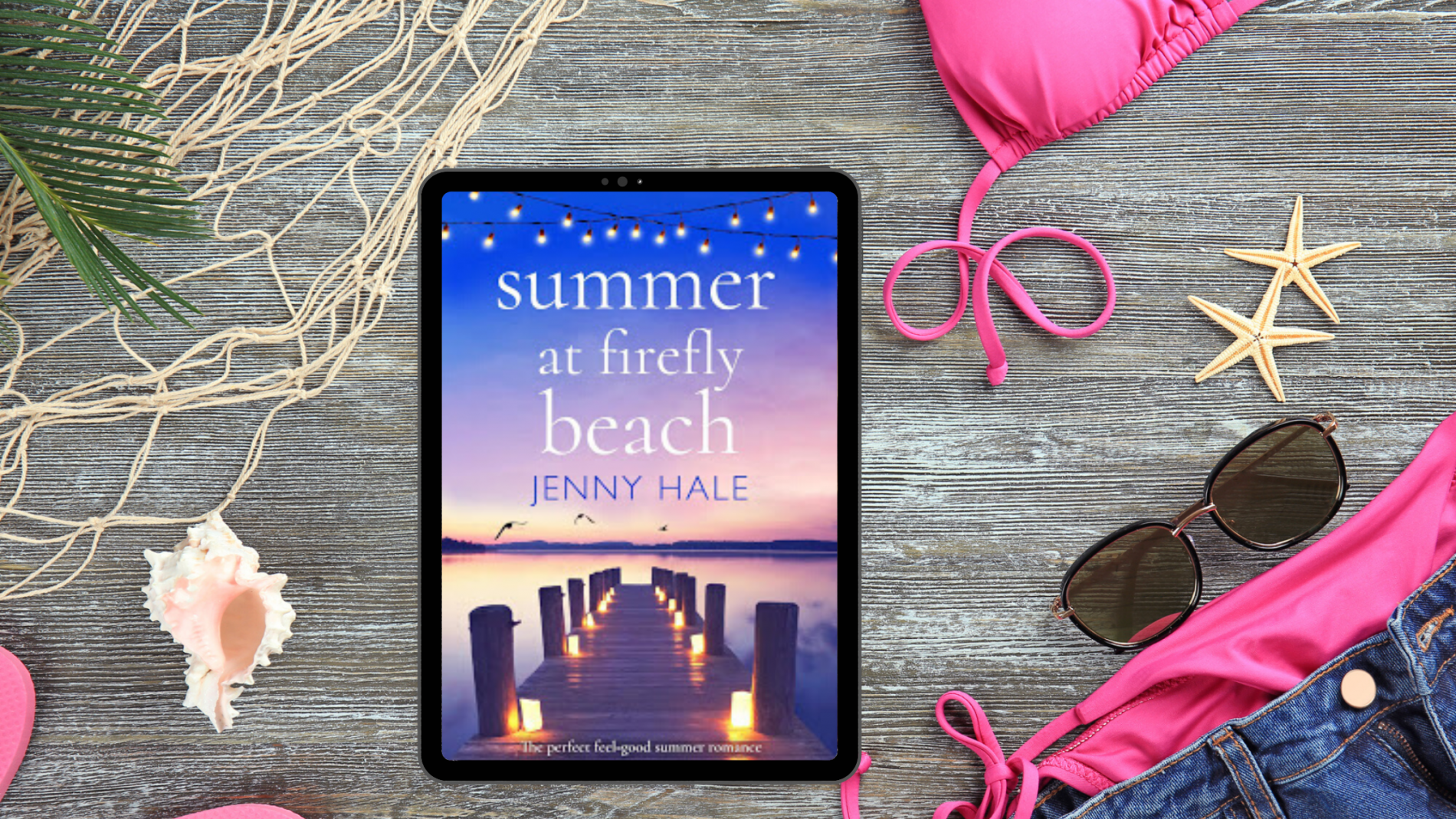 Summer at Firefly Beach by Jenny Hale