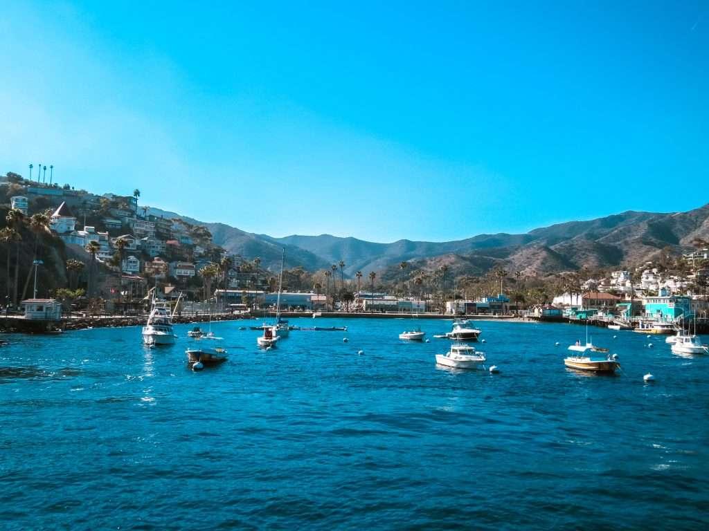 Hiking Catalina Island