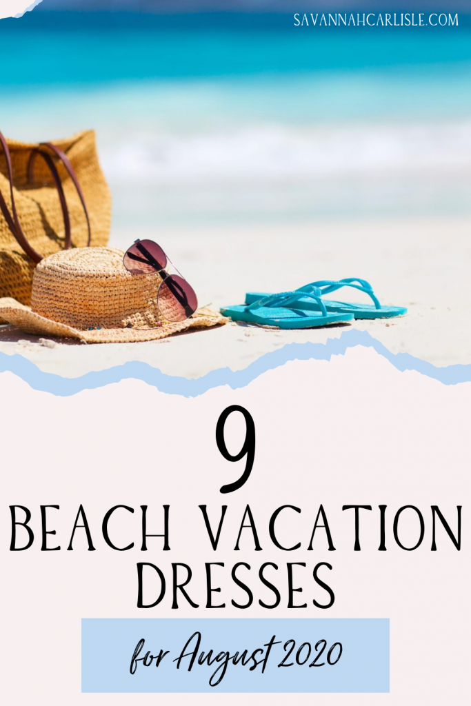 Beach Vacation Dresses