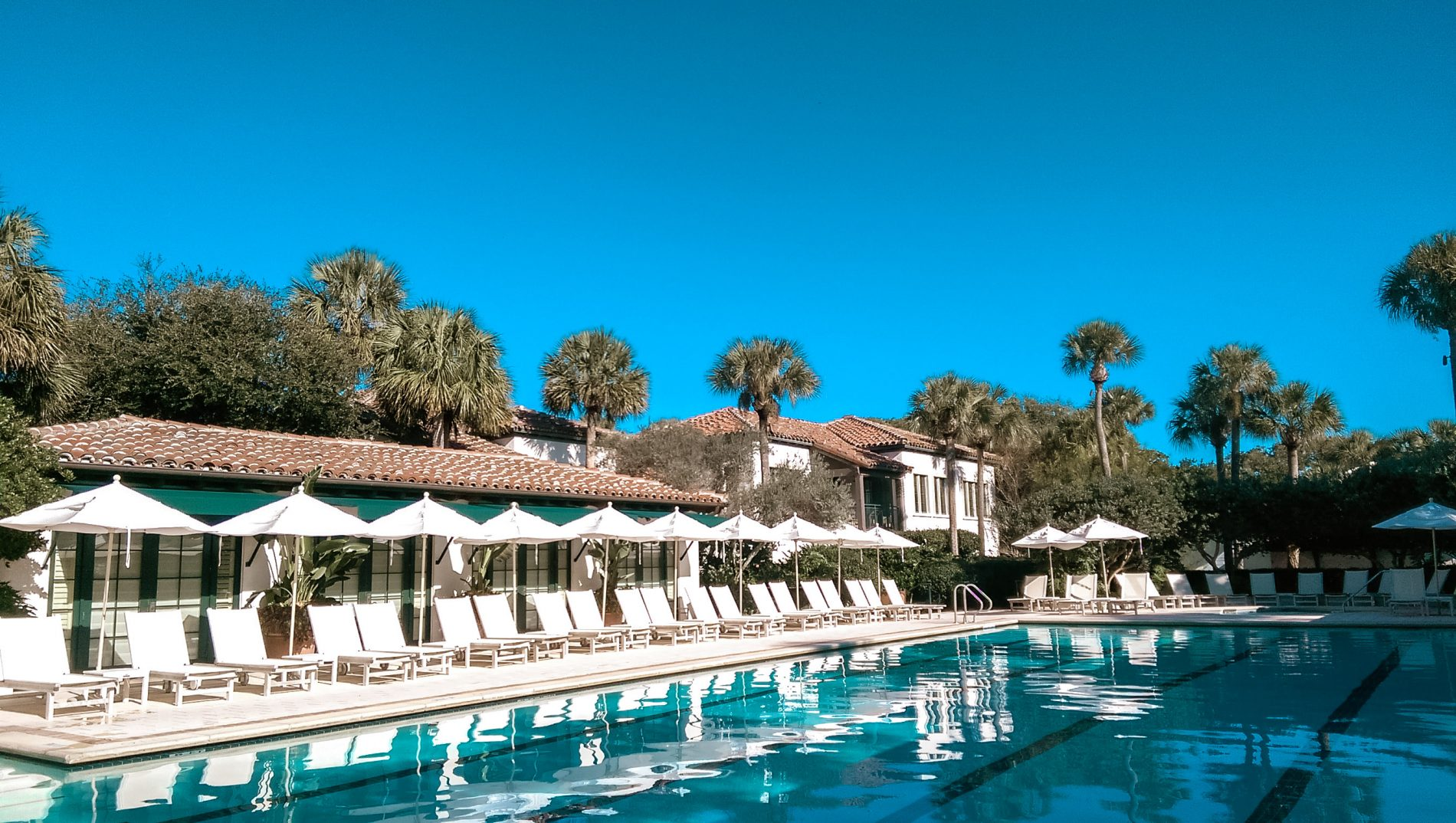 The Cloister at Sea Island stay for travel writer