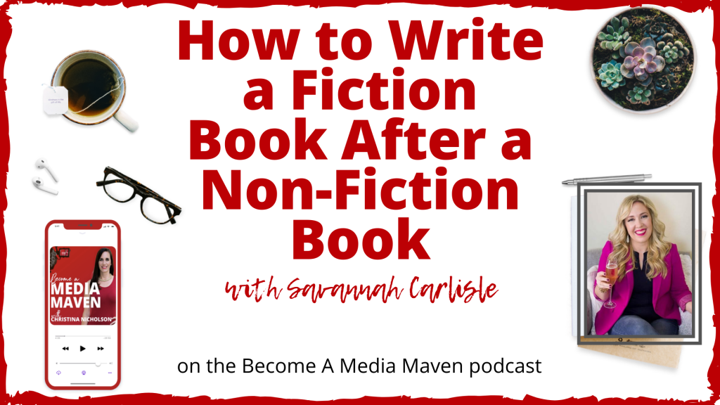 How to write fiction and choose a pen name