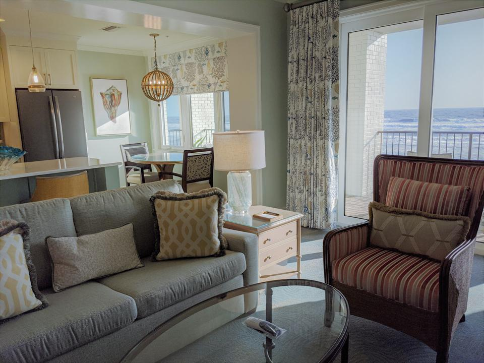 Ponte Vedra Inn & Club suite